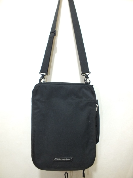 Converted into a sidebag