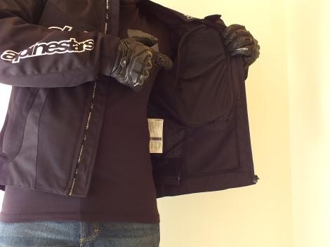 Chest Armor Pocket Left