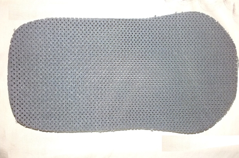 Back Foam Pad ( Provides No protection at all) , Upgradable Armor available , costs Rs 4,500/-, read below for link