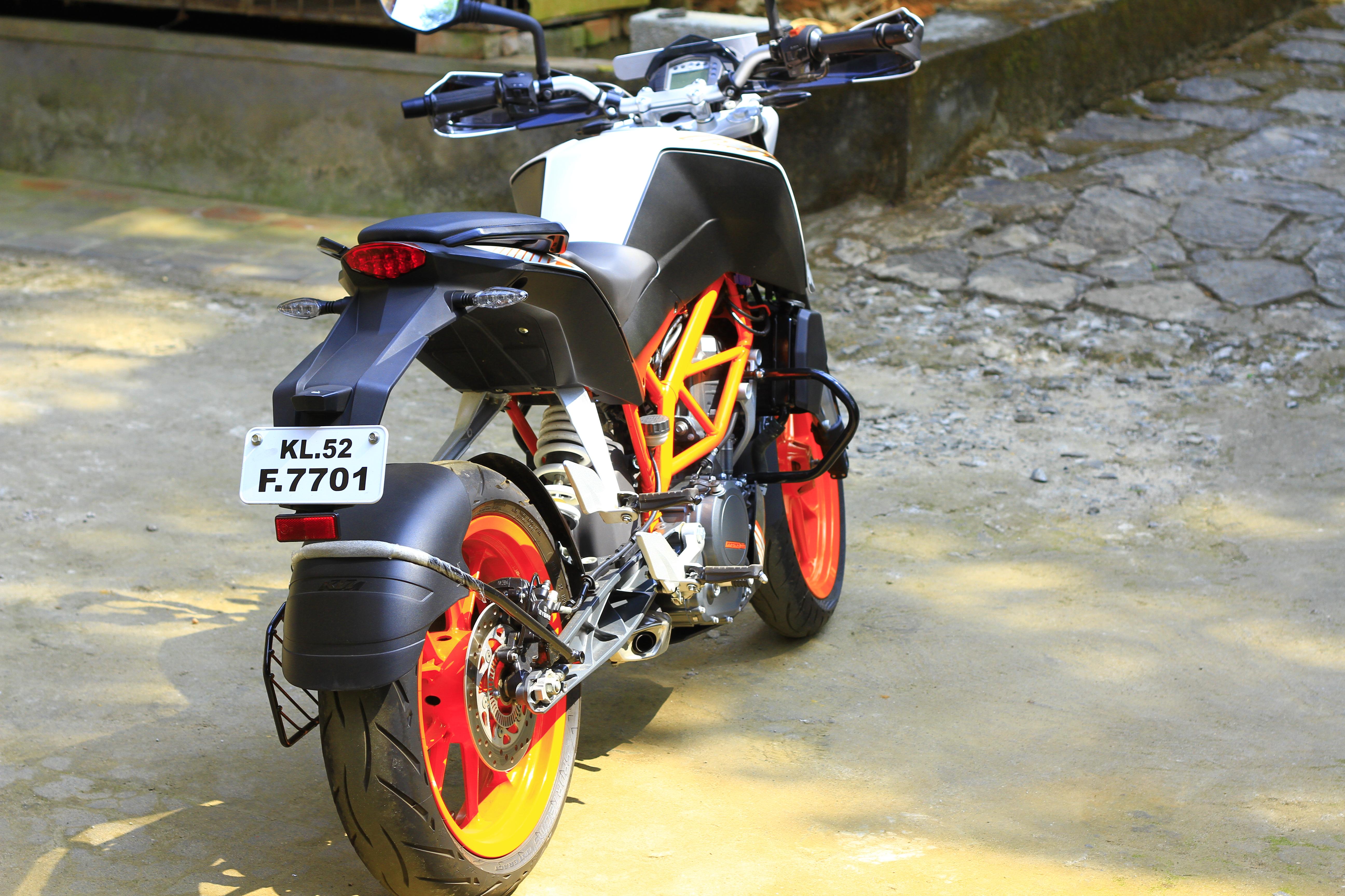 The KTM Duke 390 – The Devil's Advocate   6000kms Ownership